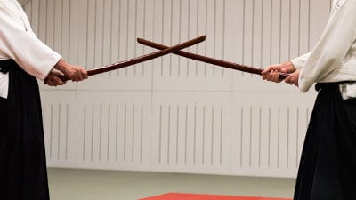 Permalien vers : Un art martial non violent